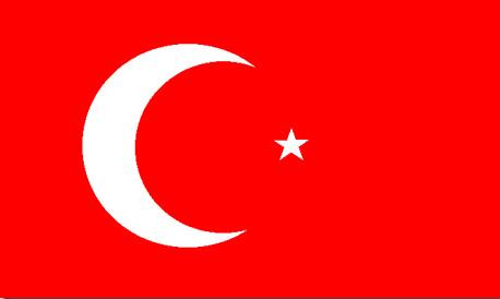 Mannschaftsfoto für Türkei