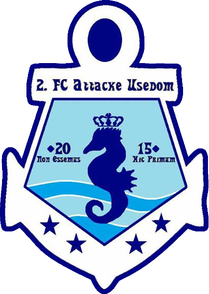 Mannschaftsfoto für 2. FC Attacke Usedom