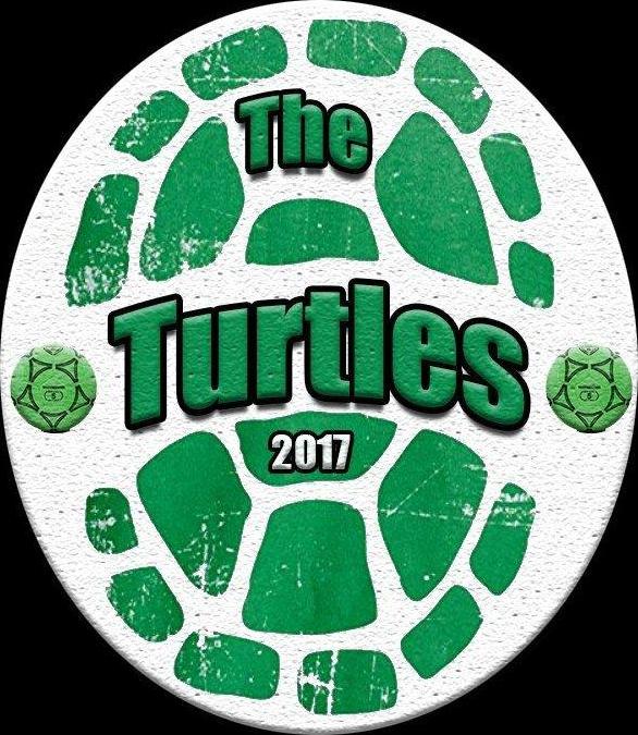 Mannschaftsfoto für Team Turtles