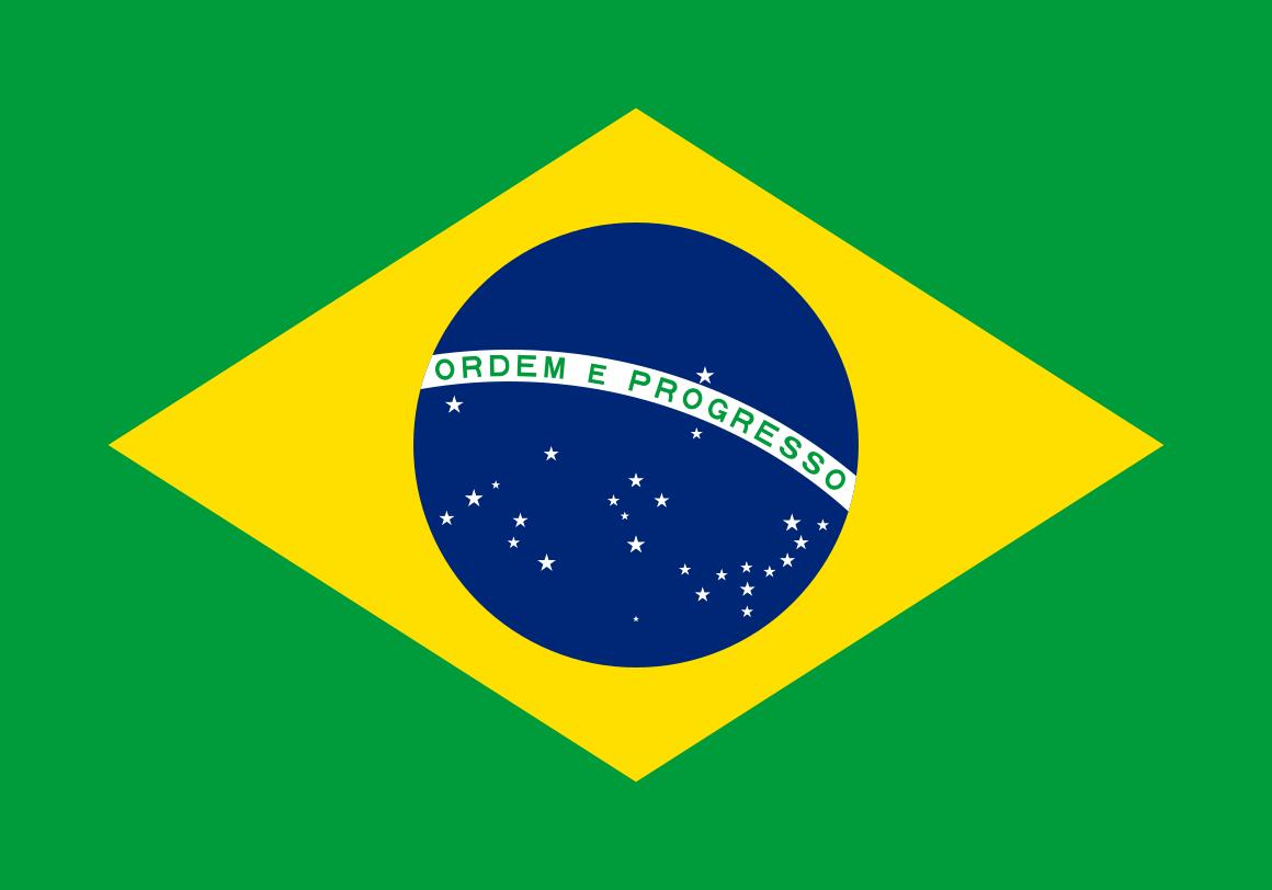 Mannschaftsfoto für Brasilien