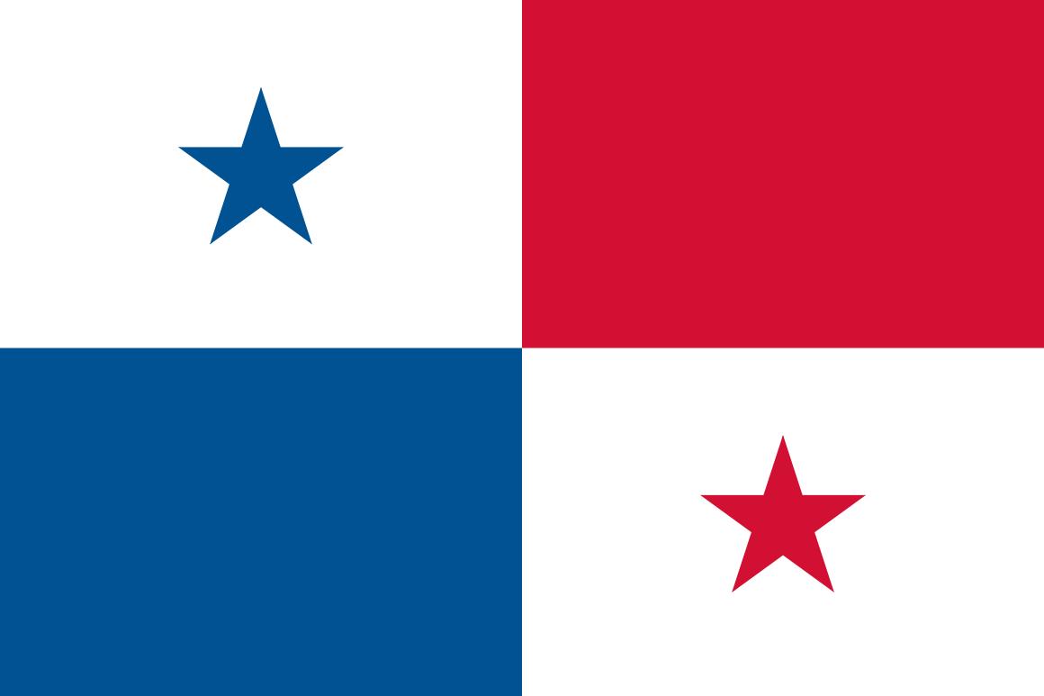 Mannschaftsfoto für Panama