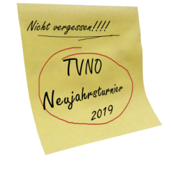 TVNO Neujahrsturnier 2019
