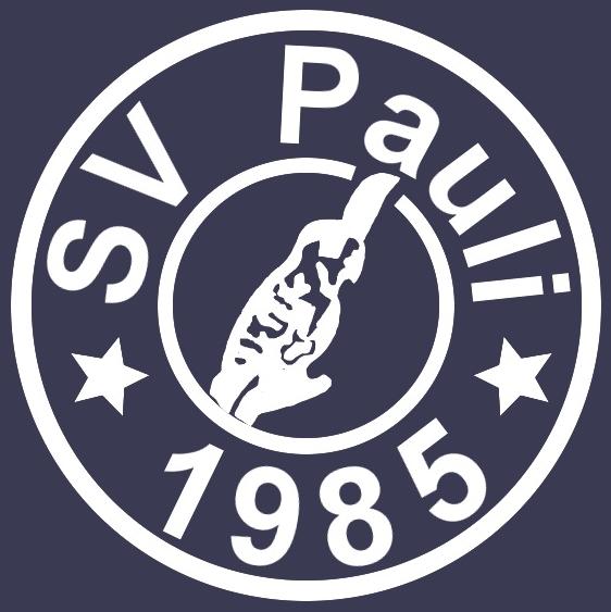 Mannschaftsfoto für SV Pauli 85