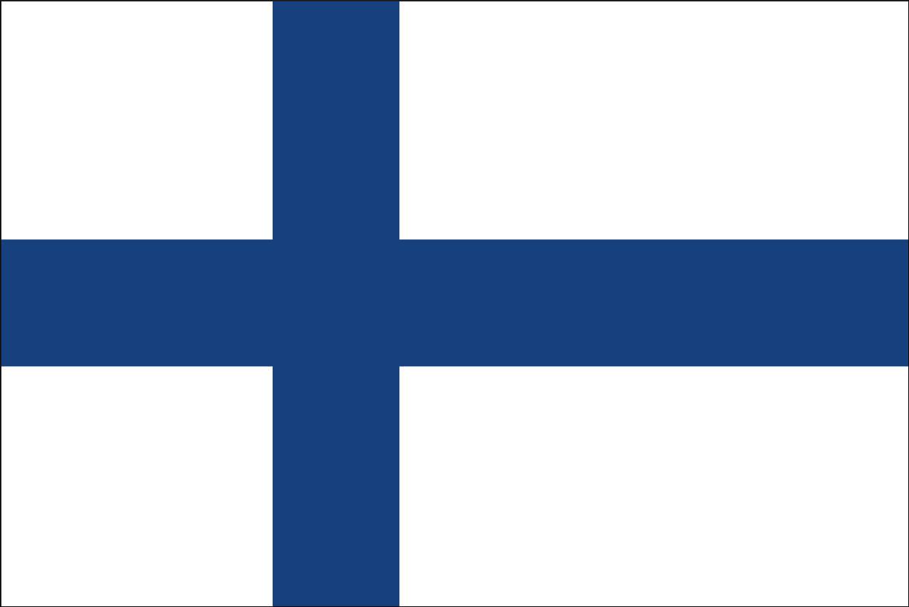 Mannschaftsfoto für Finnland