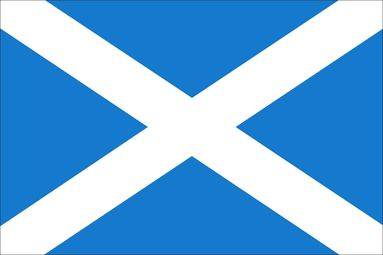 Mannschaftsfoto für Schottland